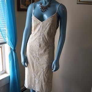5 for $25! 💖Vintage Stenay Beaded Gatsby Dress